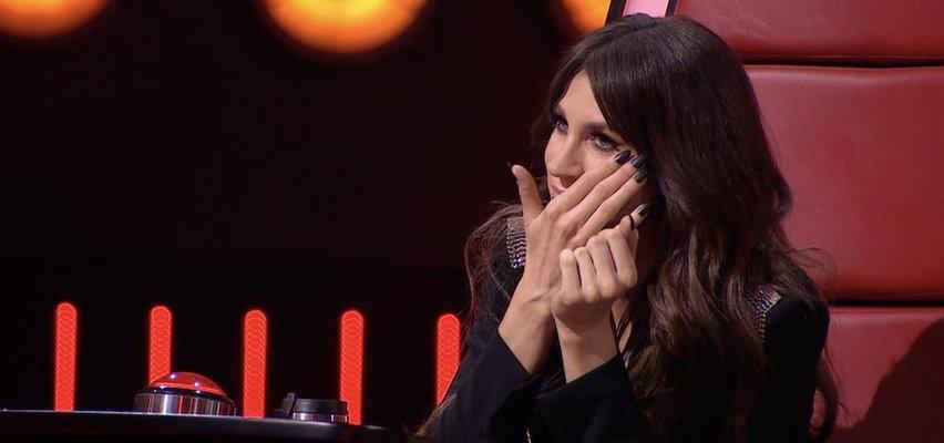 Sylwia Grzeszczak nie wytrzymała ogromnych emocji. Popłakała się przed kamerami
