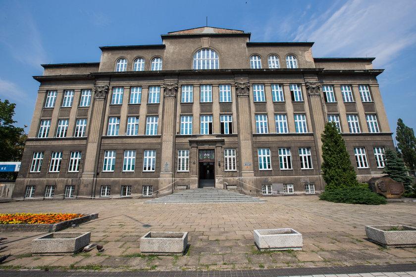 Była siedziba LO nr 8 w Poznaniu