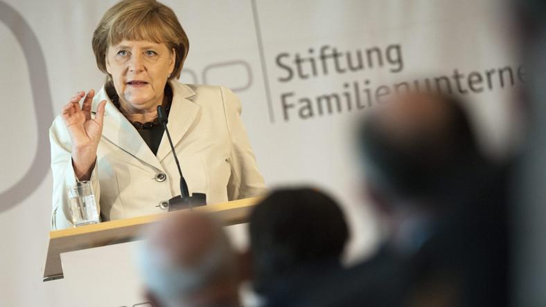 Bunt przeciw Merkel. W Niemczech