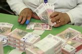 Dinar je prošle nedelje bio na istorijskom minimumu