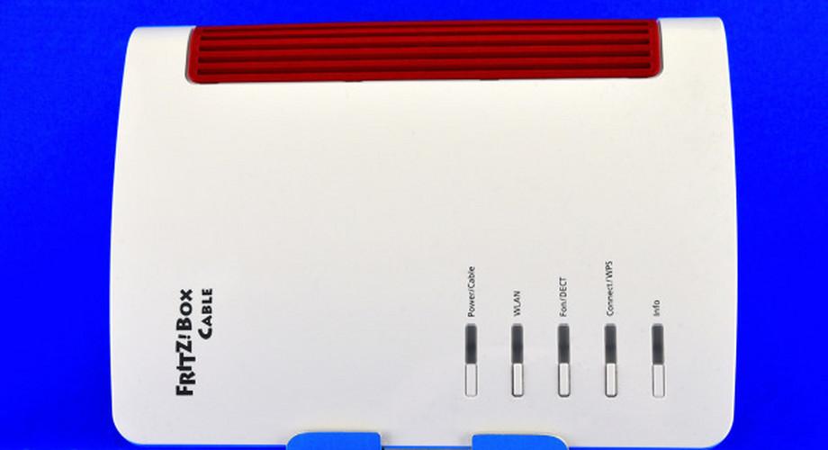 AVM Fritzbox 6660 Cable mit Wi-Fi 6 &2,5-GBit-LAN im Test