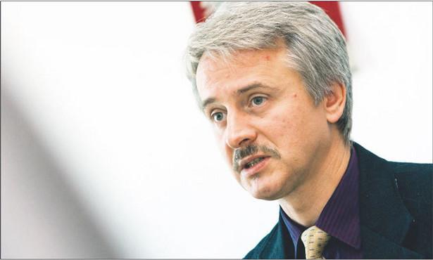 Jarosław Wyszyński, zastępca dyrektora departamentu administracji podatkowej w Ministerstwie Finansów