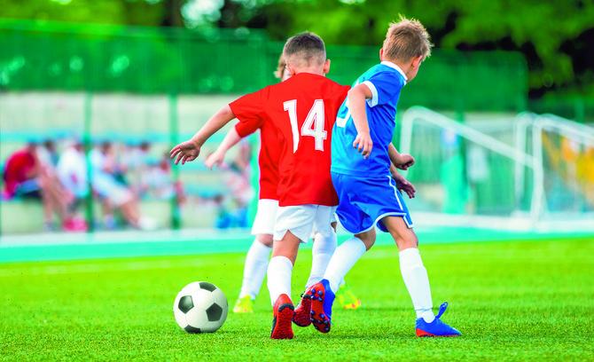 Fudbal, idealan za zatvorenu i introvertnu decu