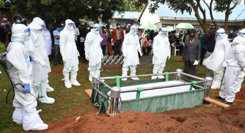 List of Senior Specialist doctors who have succumbed to Covid-19 in Kenya (Photo/Courtesy)