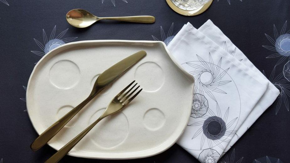Śląski stół - zastawa do dań kuchni śląskiej