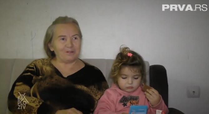 Atifa Ljajić sa ćerkom Ajlinom