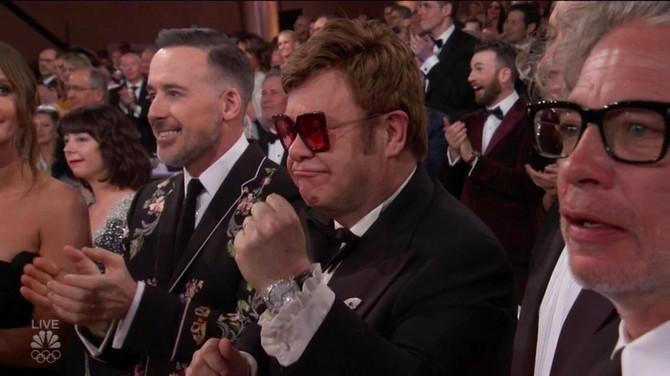 Elton Džon i Dejvid Furniš