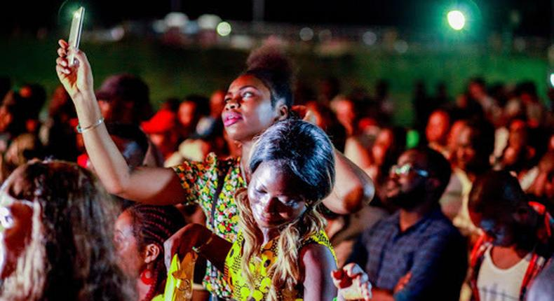 Naija Party [Oyinbos Online]