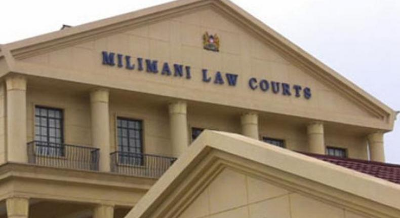 File image: Milimani Law Courts