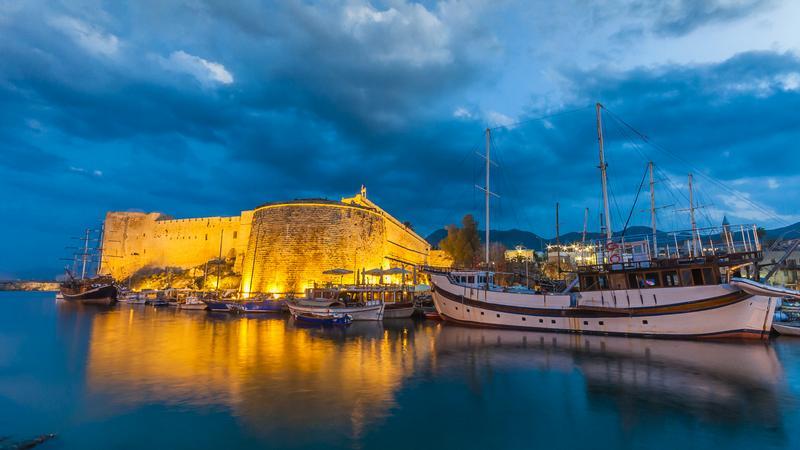 Kyrenia, Cypr Północny