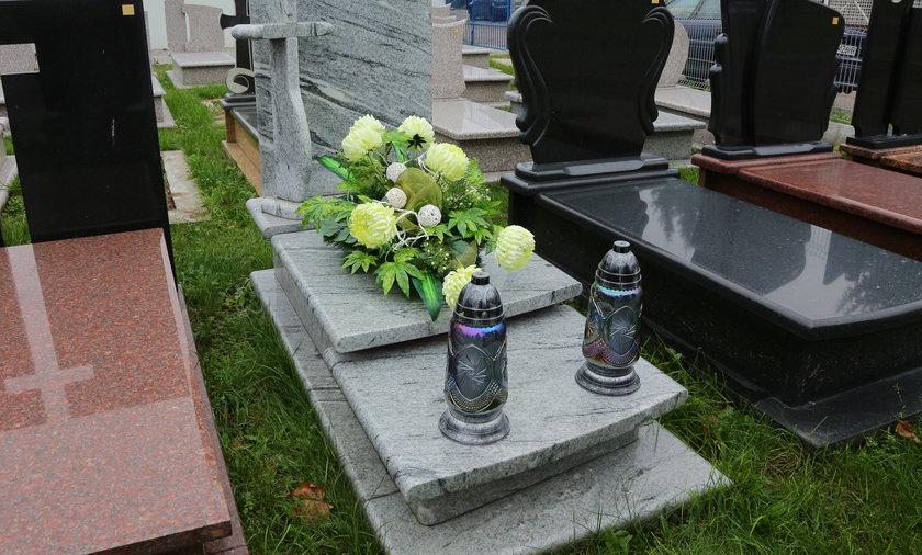 Dekoracje grobów
