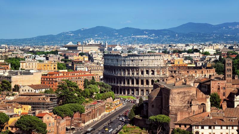 Rzym, Koloseum