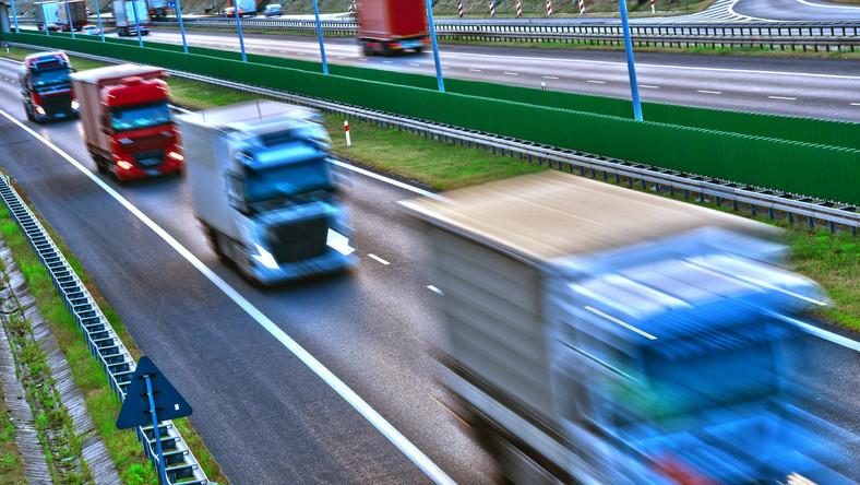 Ciężarówki - zdjęcie poglądowe