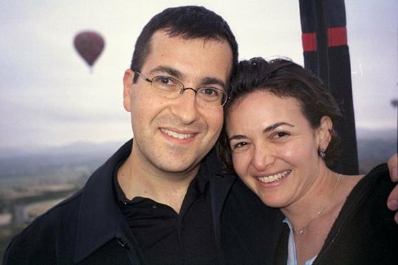 Dejv Goldberg i Šeril Sandberg