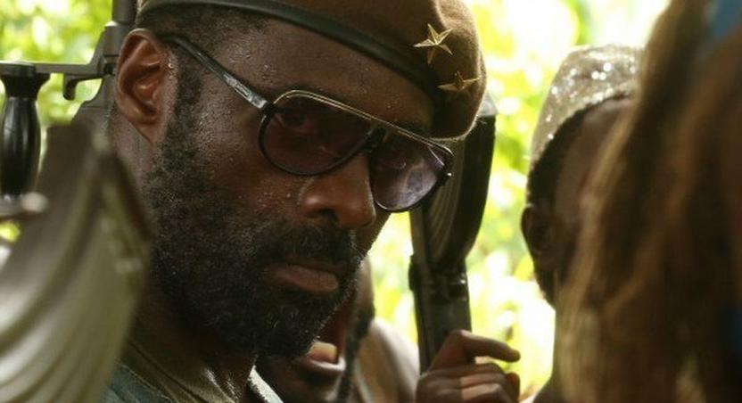 Idris Elba in Beats Of No Nation