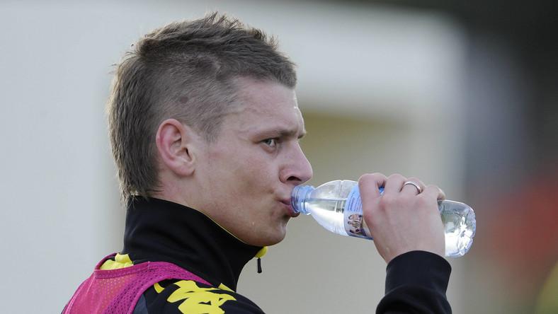 Piłkarz Borussii Dortmund