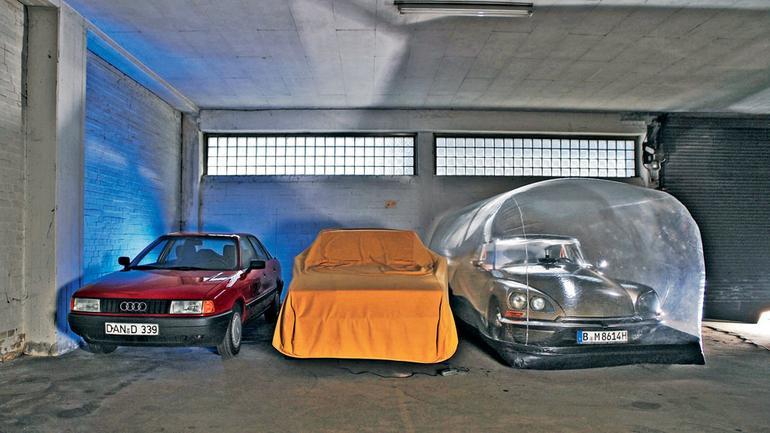 Jak przygotować auto do zimowego postoju?