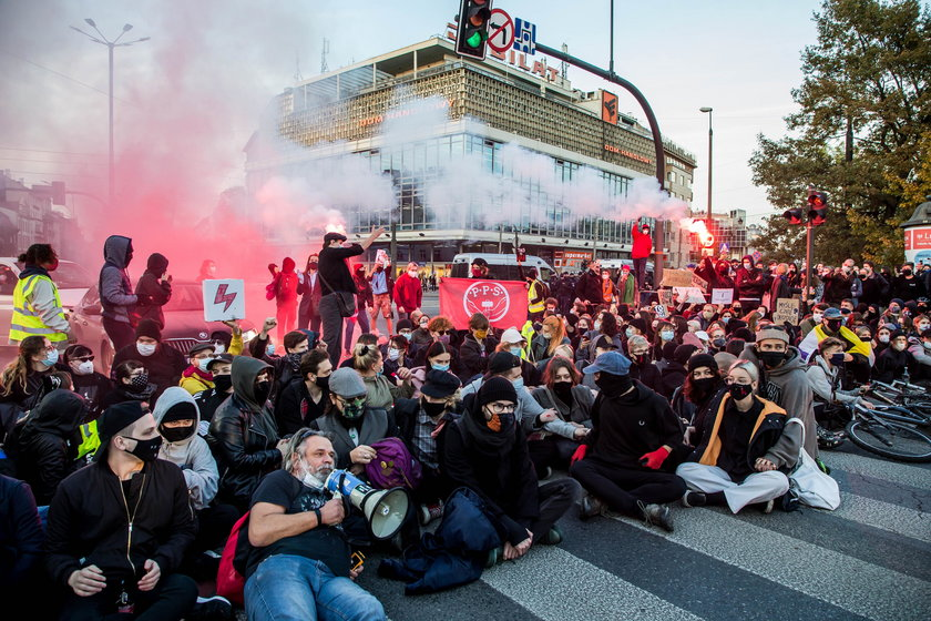 Czarny protest kobiet