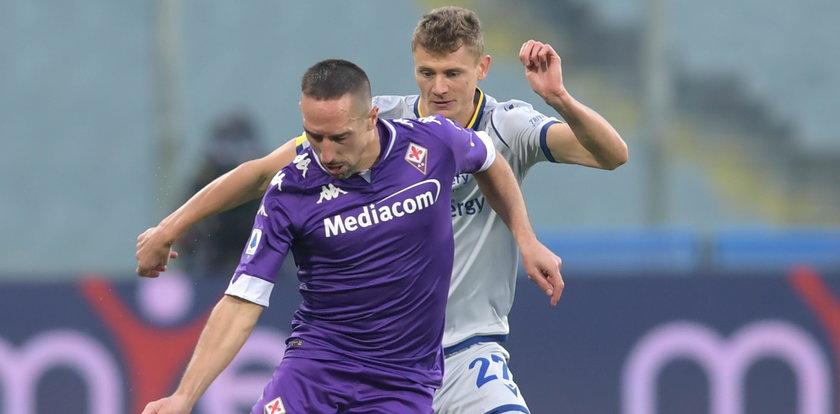 Paweł Dawidowicz: Ribery pytał, czy będę za nim biegać