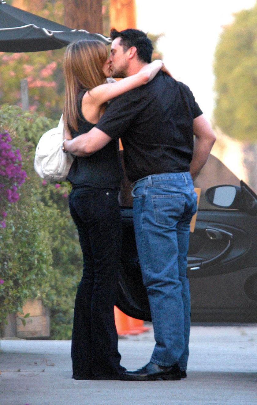 Jennifer Aniston i Matt Le Blanc rzeczywiście nie wyglądali tylko na przyjciół