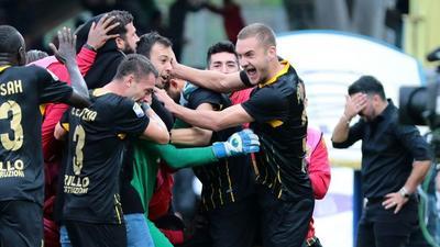 Keep it real: Six goalkeepers, six dramatic goals