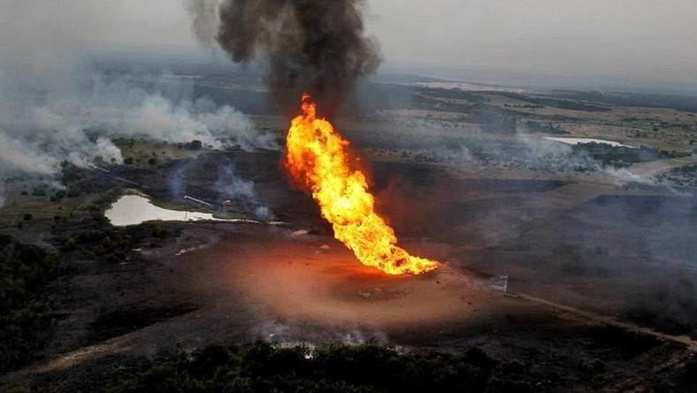 7 die in NNPC explosion at Benin River Valve Station. [Ren]