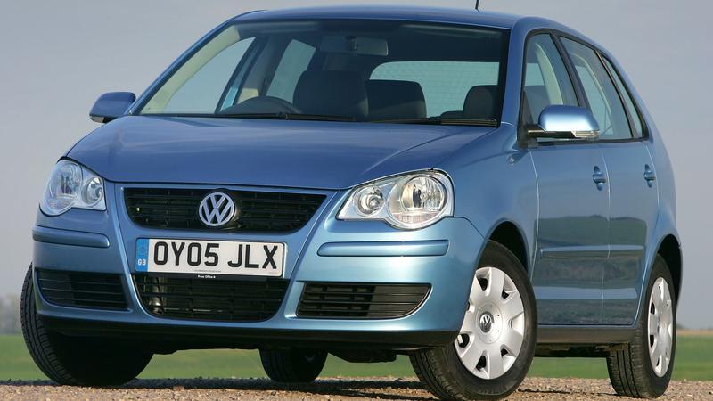 Volkswagen Polo IV FL