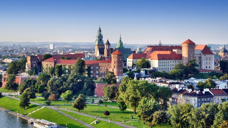Uczestnicy akcji zwiedzą między innymi Wawel