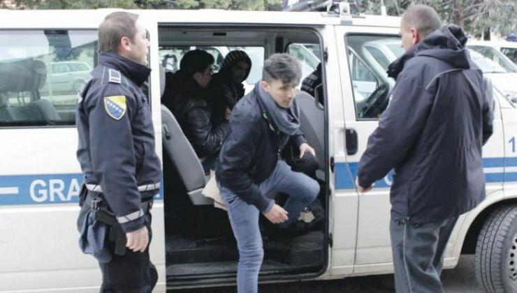migranti BiH