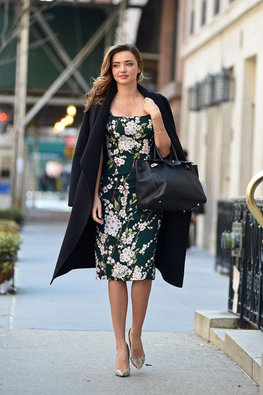 Miranda Kerr w Nowym Jorku