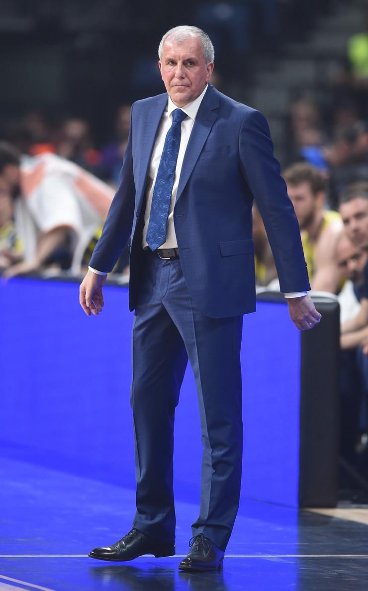 KK Fenerbahče, KK Žalgiris
