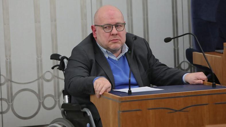 Senator PSL Jan Libicki PAP/Wojciech Olkuśnik