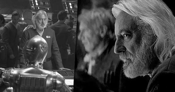 """Nie żyje Andrew Jack. Aktor znany z """"Gwiezdnych wojen"""" zmarł na ..."""