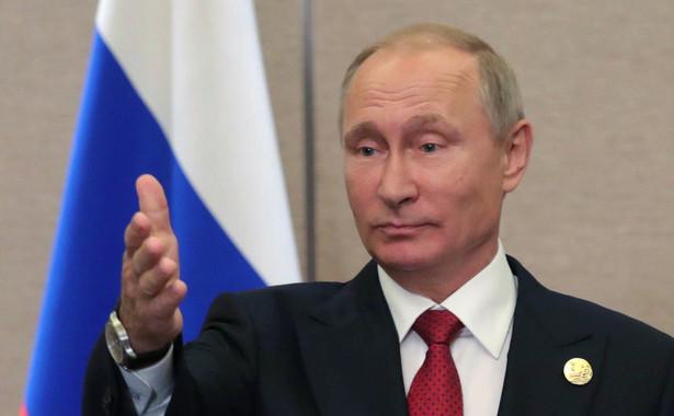 """Putin ocenił, że nie dojdzie do """"konfliktu na wielką skalę, szczególnie z wykorzystaniem broni masowego rażenia"""" i wyraził nadzieję, że wszystkie strony będą miały wystarczająco """"zdrowego rozsądku""""."""