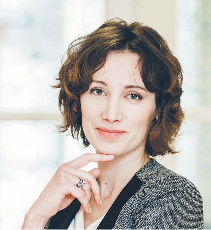 Justyna Gotkowska, ekspert warszawskiego Ośrodka Studiów Wschodnich, koordynatorka Programu bezpieczeństwa regionalnego  fot. Materiały prasowe