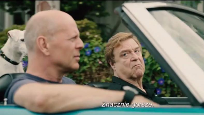 "John Goodman oraz Bruce Willis w komedii ""Jak dogryźć mafii"""