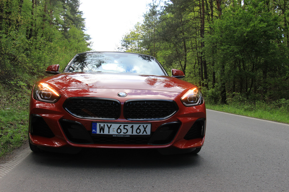 BMW Z4 sDrive 30i