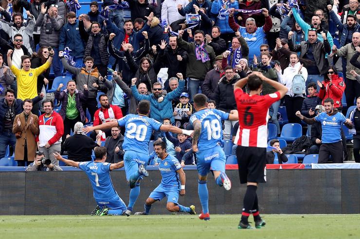 FK Hetafe, FK Atletik Bilbao