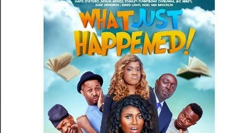 Meet the cast of Ufuoma McDermott's  What Just Happened