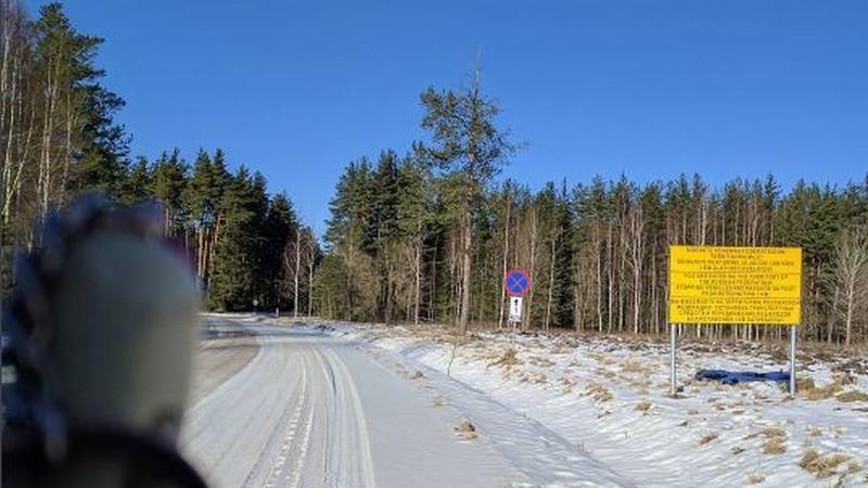 Saatse Saabas: jedyne miejsce w Rosji, które można odwiedzić bez wizy