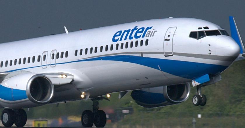 Enter Air to największy polski przewoźnik czarterowy