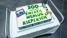 """""""Świat według Kiepskich"""": wyjątkowy moment dla aktorów serialu. Jak świętowali 500. odcinek?"""