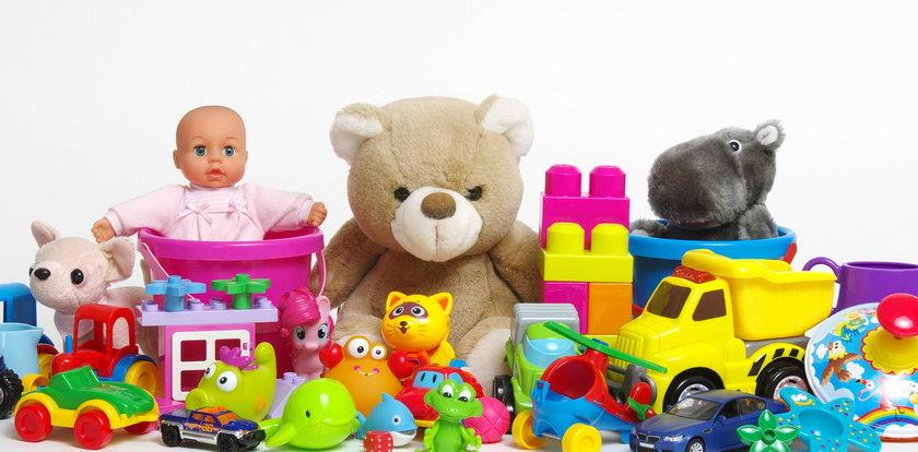 Groźna substancja w zabawkach dla dzieci. Szokujące wyniki kontroli