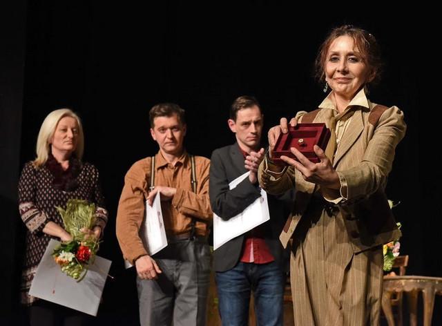 Knjaževsko-srpski teatar, dodela nagrada Joakim Vujić