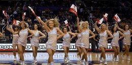 Polki ozdobą meczu NBA!