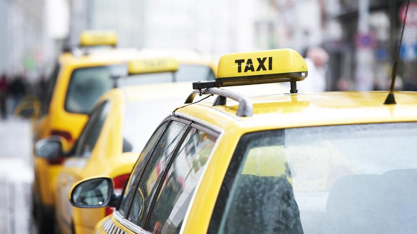 Gratis drosjer for eldre.  Prosjektet starter i september