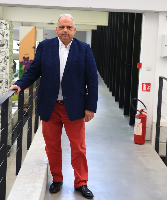 Nenad Lalović u našoj redakciji