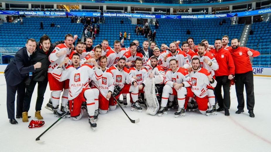 Polska po awansie w Nur-Sułtan do kolejnej rundy kwalifikacji olimpijskich