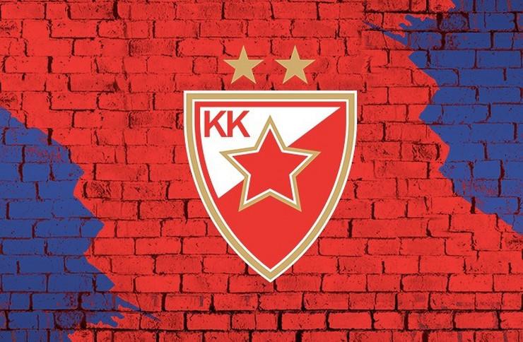 KK Crvena zvezda logo
