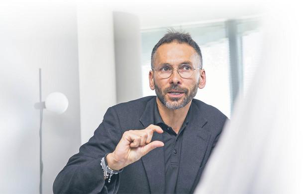 fot. Wojtek GórskiTomasz Czechowicz, prezes i główny właściciel MCI Capital, giełdowej spółki działającej na rynku venture capital